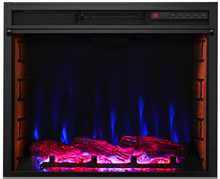 insert 50quot good quality home wall electric fireplace