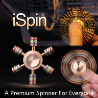Hottest Fidget Toys ISpin Hand Spinner