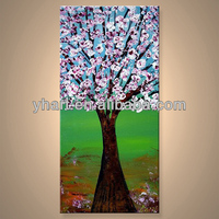 Wholesale famous wall art canvas picture flower