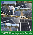 2KW solar energy system On-grid for on grid solar panel grid tier system