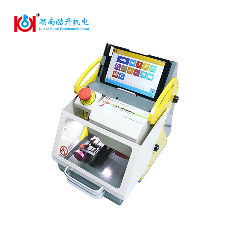 Factory Price Multi-Function X6 Key Cutting Machine High-Precision Fully Automatic Duplicate Key Copy Machine