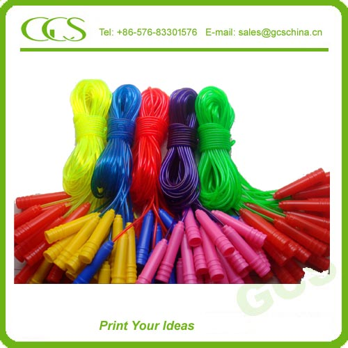 silk rope exercise ropes with pulley jump ropes plastic handle