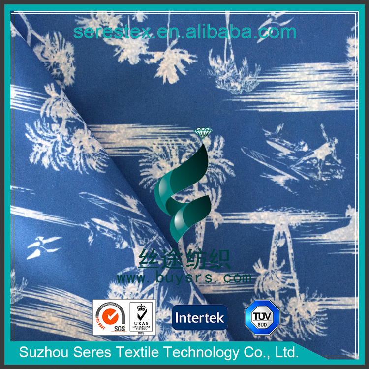 100% polyester manufactures dry fit fabric custom printed outdoor fabric