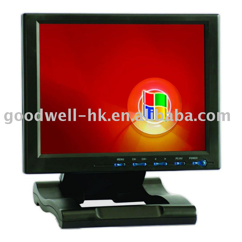 "10.4"" desktop tft lcd monitor with VGA Input for Computer"