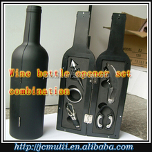 hot sale wine bottle storage wine tool set bar tool set