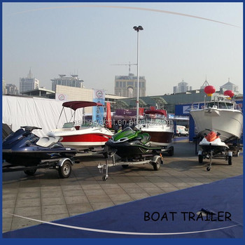 Gather High Precision Wholesale Boat Trailer Dolly Trailer For Rc Boat