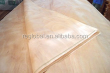 0.25mm laminate mdf rotary cut veneer natural wood veneer white oak veneer