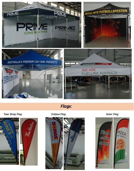 customized pop up canopy tent for promotion