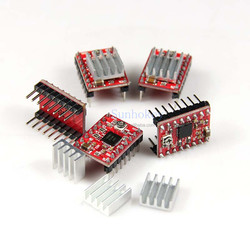 3D Printer module Red A4988 Stepper motor driver with StepStick China manufacture