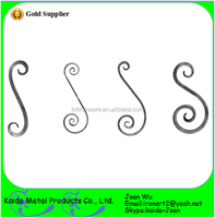 Wholesale Forged Steel Gates S Scrolls