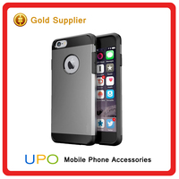 [UPO] Slim Armor hard PC TPU hybrid Combo shockproof mobile phone cover case for iPhone 4 5 6 6s 6 plus