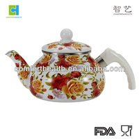 High Quality Enamel Casserole Set Tea Pot