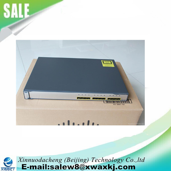 cisco original 3750 series WS-C3750X-12S-E