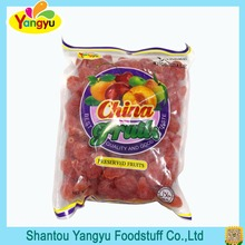 Chinese fruit preserved red peach fruit dried peach