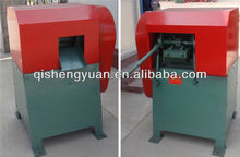 2015 hot selling used tire block cutter/used tire recycling equipment