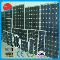 Affording Samples CCC Approved 100 Watt Solar Panel