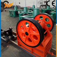 Automatic Industrial Crusher Stone Granite Jaw
