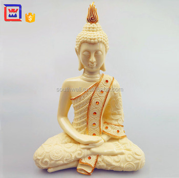 Wholesale Buddha Statues With Gold Trim For Sale