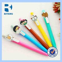 cheap decorative folding carton ballpoint pen