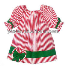 2014 New Custom Summer Valentine Red floral dress party dresses for fat girls teenagers child stripe cotton dress baby clothes