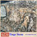 Brazil Gold Yellow Granite Shangri-La Granite Countertop