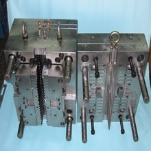 Made in Taiwan Plastic injection mold Mass production inject injected mold