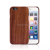 For iPhone 6 Hand-made retro style custom design wood phone case