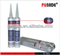 auto glass silicone sealant, China Chemical Polyurethane Adhesive for Auto Glass Bonding and Sealing