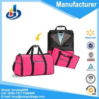 Garment Bag+Duffel