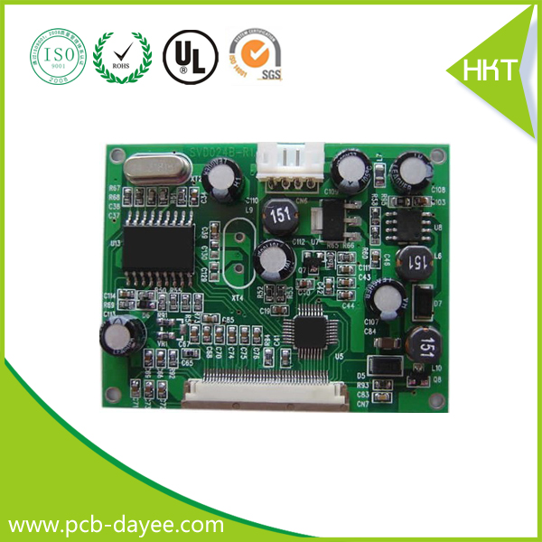 2015 shenzhen car in dash dvd hdi pcb board assembly