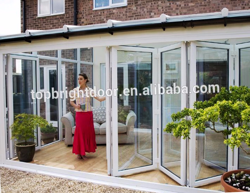 Frameless interior sliding glass door commercial fixed glass door