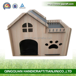 Aimigou wholesale wooden pet dog house & elegant dog house