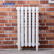 Russia Market Section Cast Iron Radiators