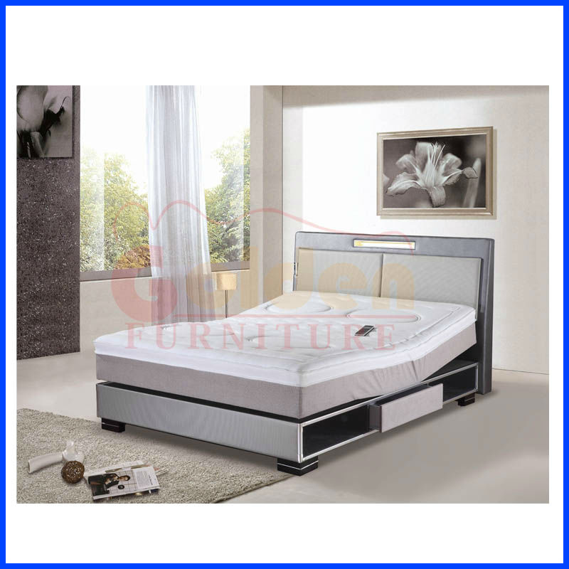 Boxspring bett queen size
