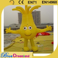 Best seller cartoon model inflatable advertising supplier