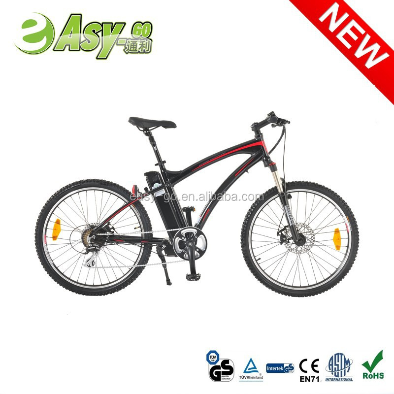 Easy-go 250w brushless(8fun) folding solar electric bicycle with 24v/36 lithium battery EN15194 certificate
