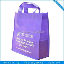 2014 latest products in market non woven bag in china for shopping
