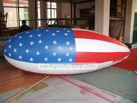 kite balloon rc blimp outdoor /inflatable blimp for sale