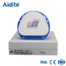 china dental supplies for zirconia ceramics blanks