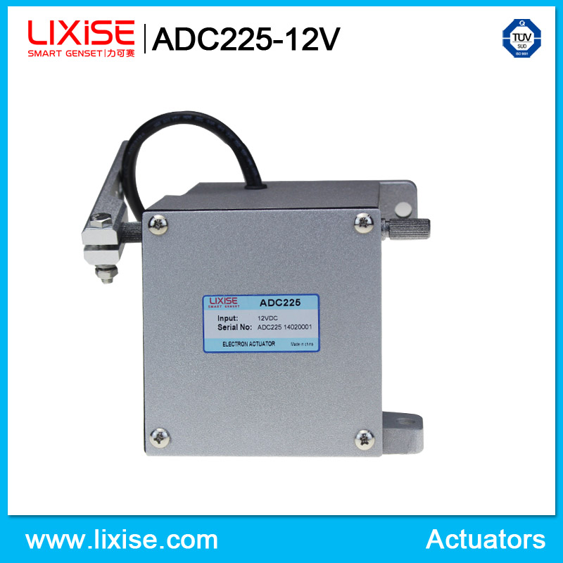 generator electronic governor actuator adc225-12