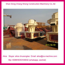 52914 Industry boiler use 90kw vertical ring die bamboo pellet making machine with 4800 Calorific value