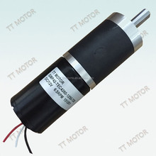 42mm 48vdc brushless dc motor with planetary gearbox for medical device