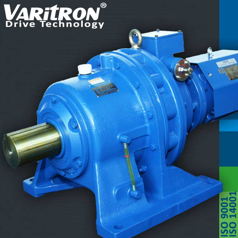 Varitron Cyclo Drive Gear box Speed Reducer Motor E28 sumitomo hm