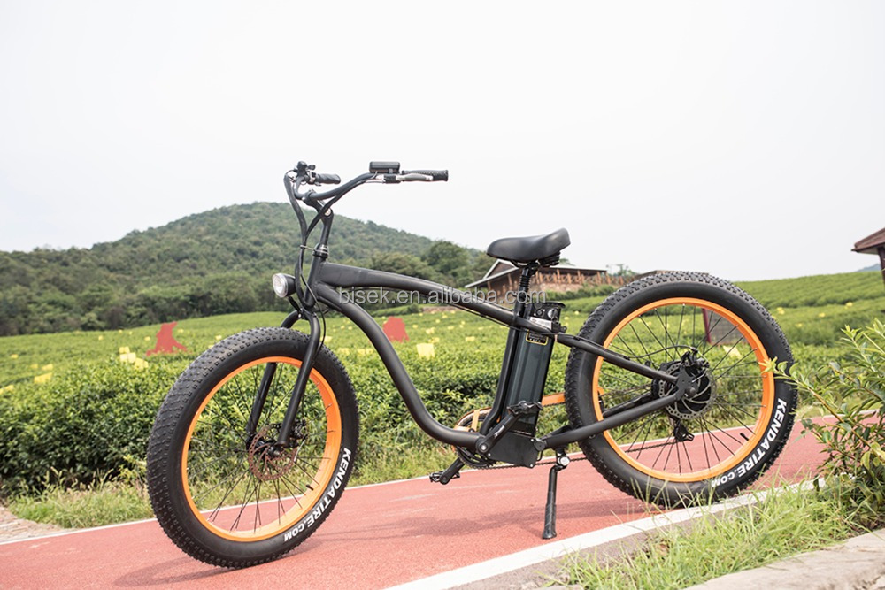 2016 newest 19inch frame ebike for sand and snow roads