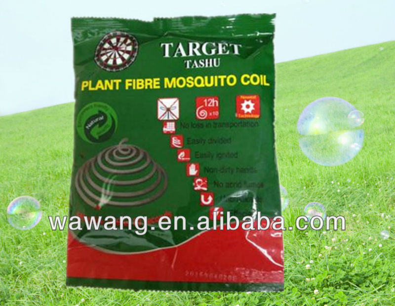 household famous mosquito coil brands grey plant fibre mosquito repellent