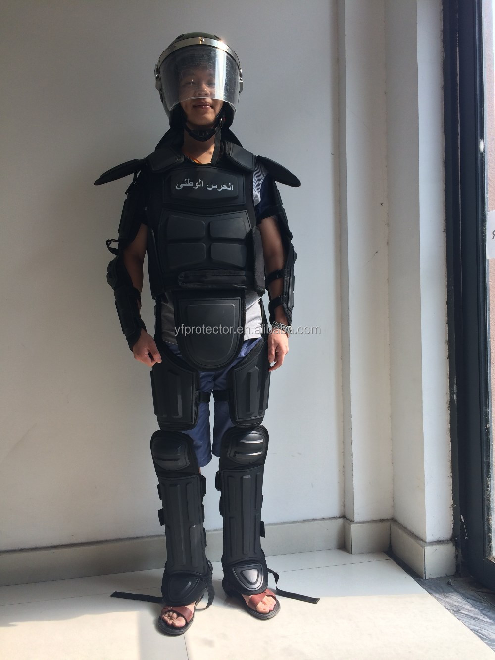 Police riot control suit/Fire resistance Military Anti riot suit