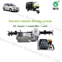 1kw Pure electric drive kits for electric car