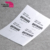 Crazy customized printing paper sticker/strong adhesive wholesale shipping labels