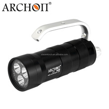 Archon Aluminium Alloy Waterproof IP68 Cave Search Diving Rechargeable led flashlight