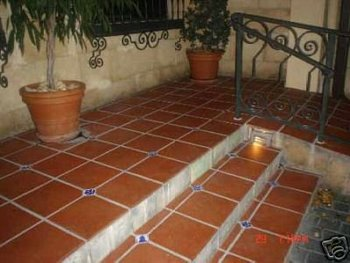 Terracotta Tile Buy Clay Floor Tile 12x12 Terracotta